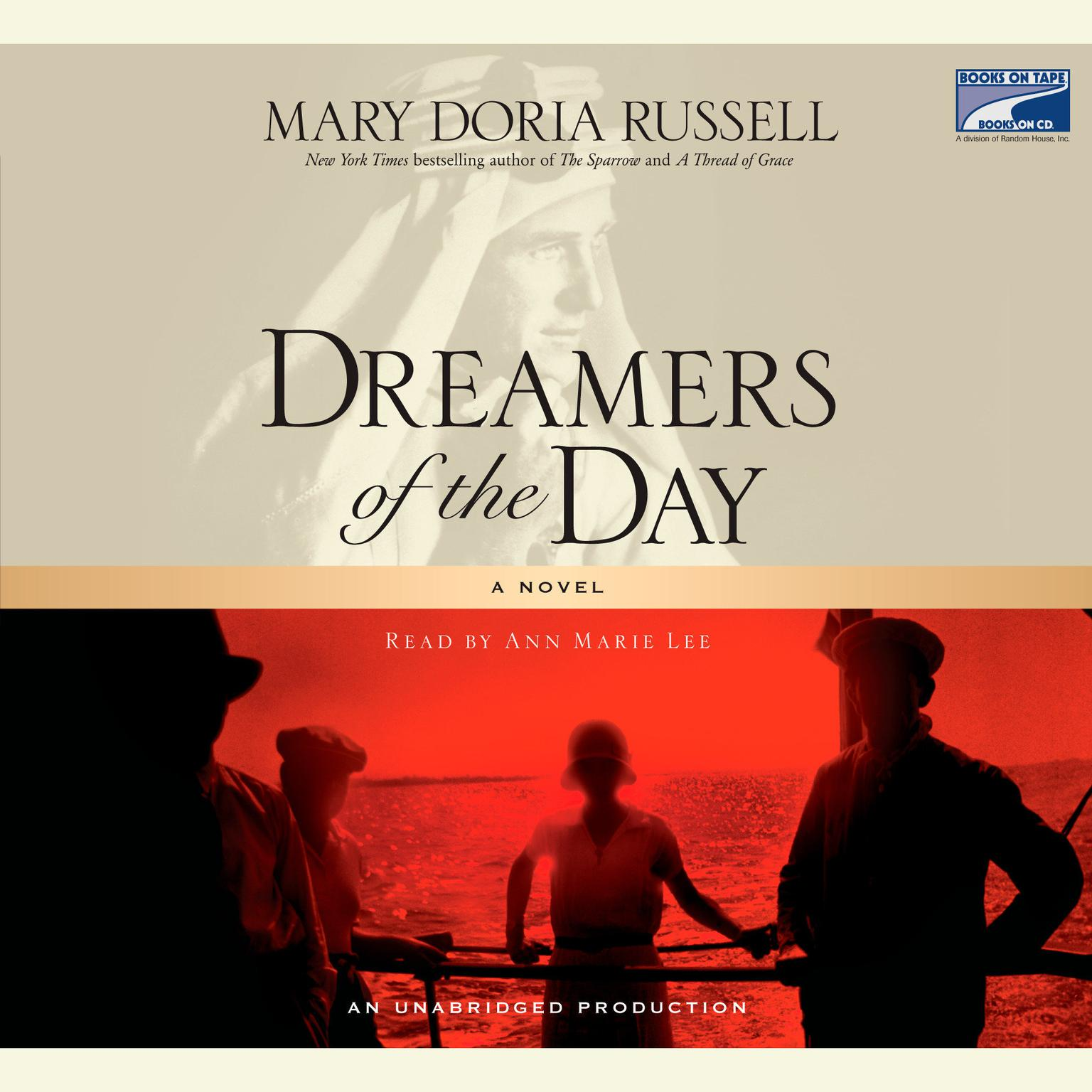 Printable Dreamers of the Day: A Novel Audiobook Cover Art