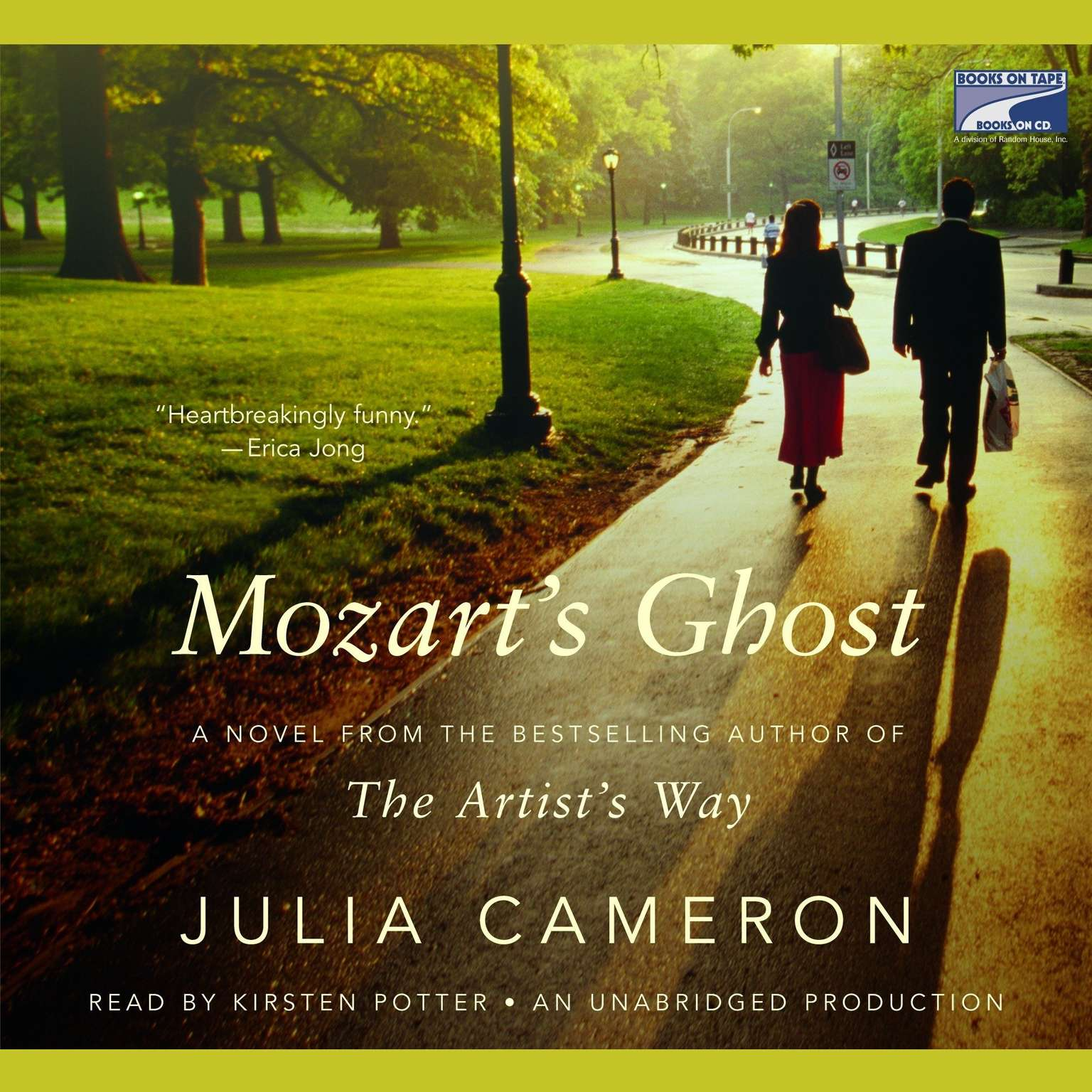 Printable Mozart's Ghost Audiobook Cover Art