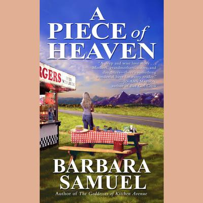 A Piece of Heaven Audiobook, by Barbara Samuel
