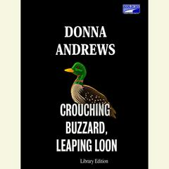 Crouching Buzzard, Leaping Loon Audiobook, by Donna Andrews