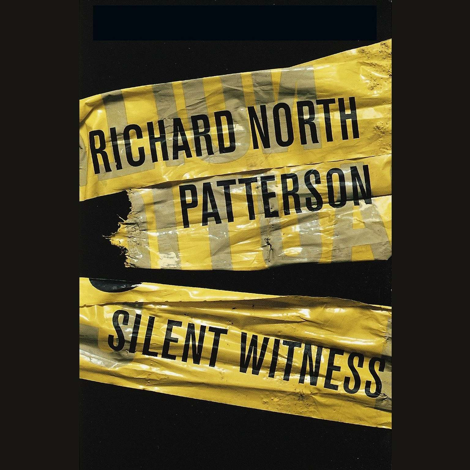 Printable Silent Witness Audiobook Cover Art