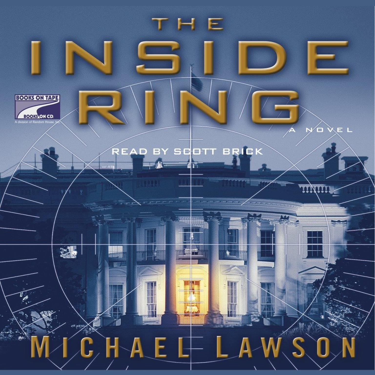 Printable The Inside Ring: A Novel Audiobook Cover Art