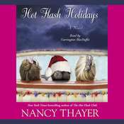 Hot Flash Holidays: A Novel Audiobook, by Nancy Thayer