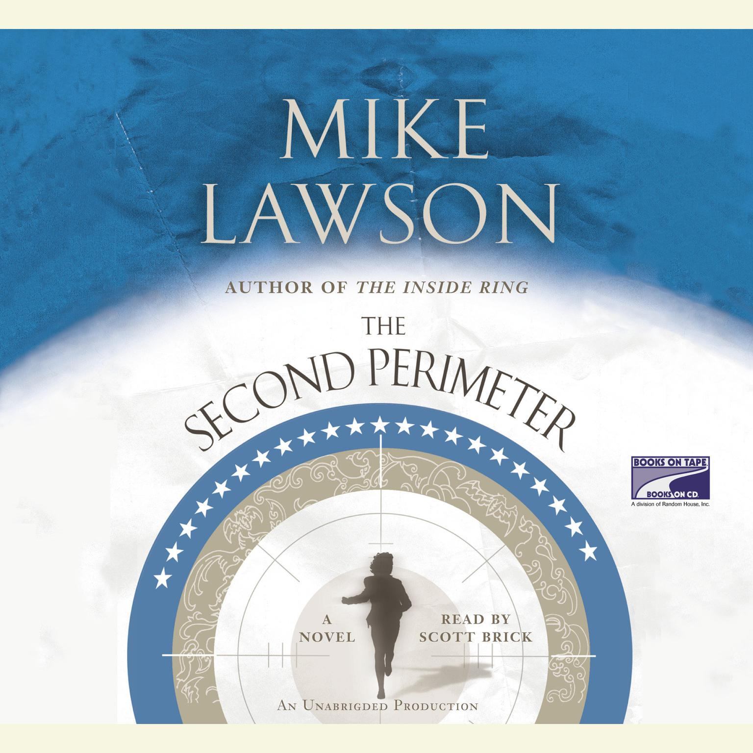 Printable The Second Perimeter Audiobook Cover Art