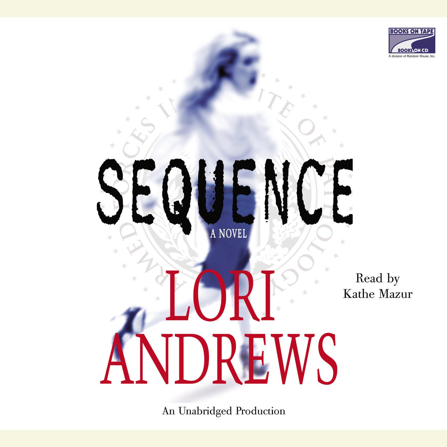 Printable Sequence Audiobook Cover Art