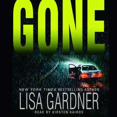 Gone Audiobook, by Lisa Gardner