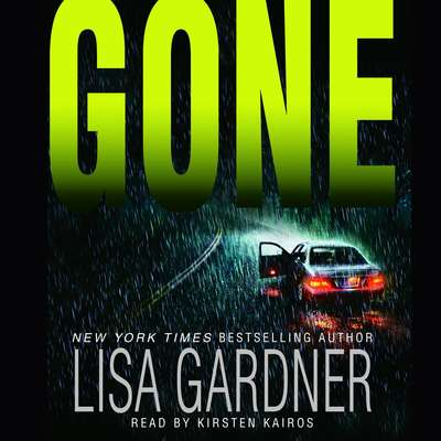 Gone Audiobook, by
