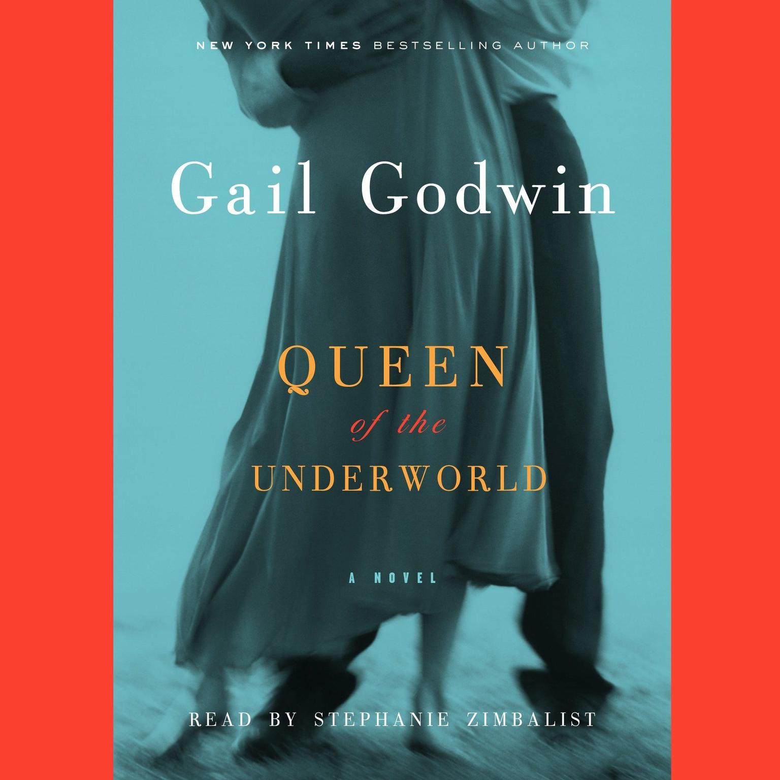 Printable Queen of the Underworld: A Novel Audiobook Cover Art