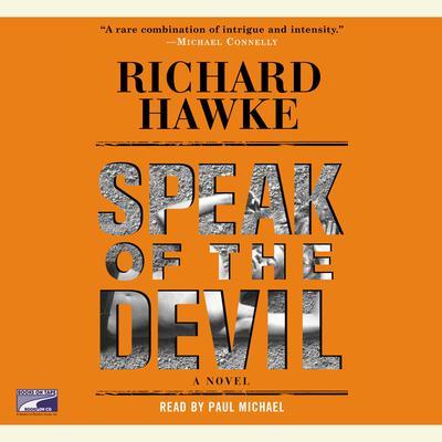 Speak of the Devil Audiobook, by Richard Hawke