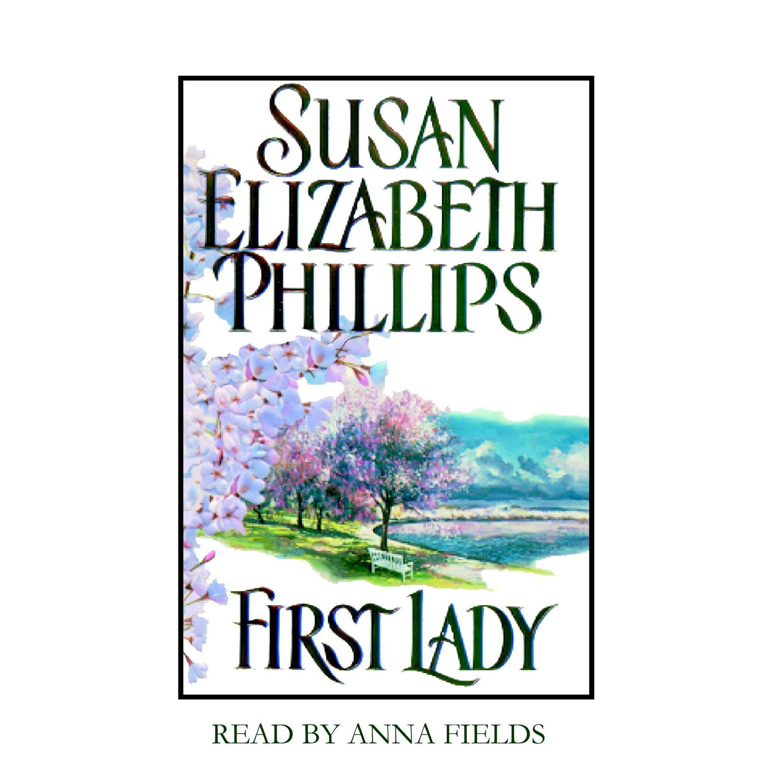 Printable First Lady Audiobook Cover Art