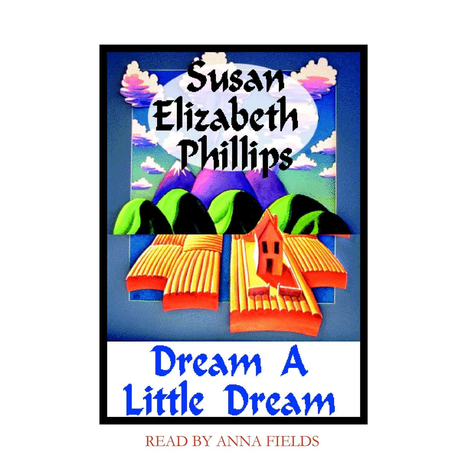 Printable Dream a Little Dream Audiobook Cover Art