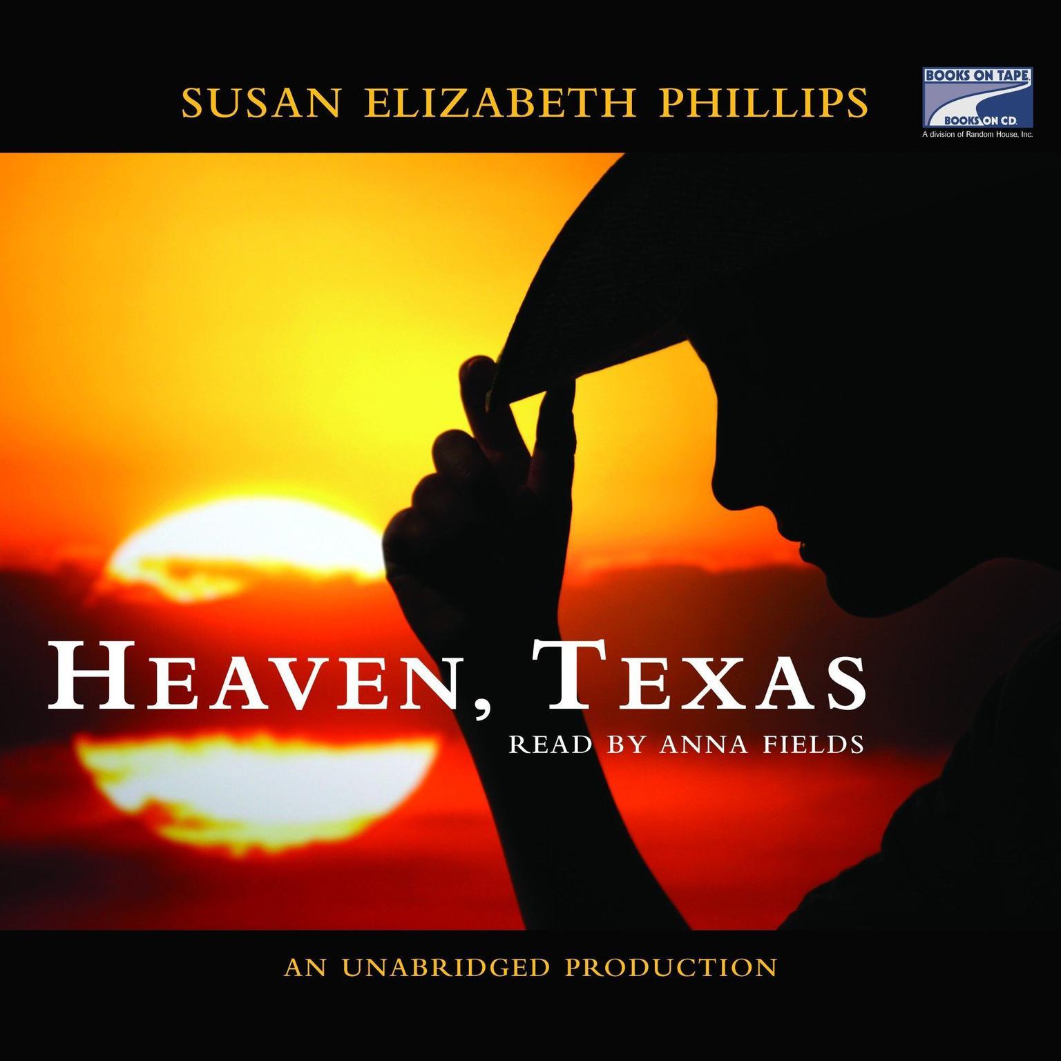 Printable Heaven, Texas Audiobook Cover Art
