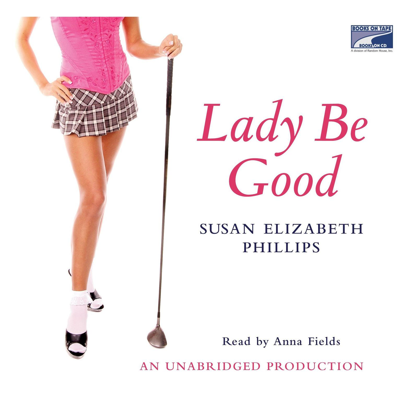 Printable Lady Be Good Audiobook Cover Art