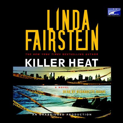 Killer Heat Audiobook, by Linda Fairstein