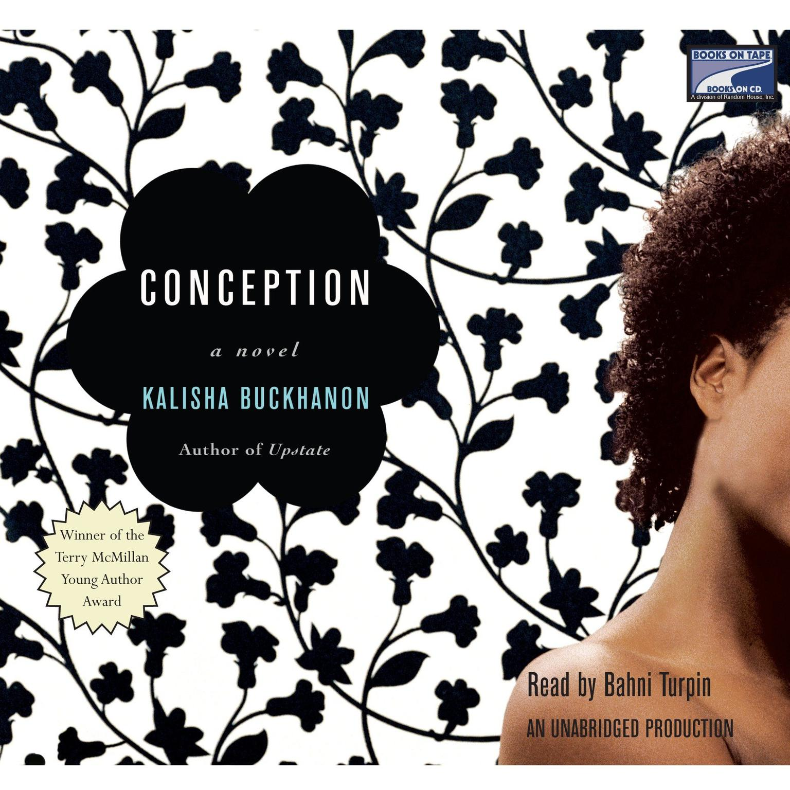 Printable Conception Audiobook Cover Art