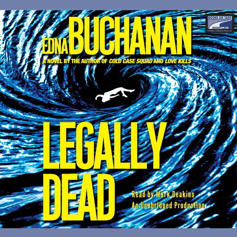Printable Legally Dead Audiobook Cover Art