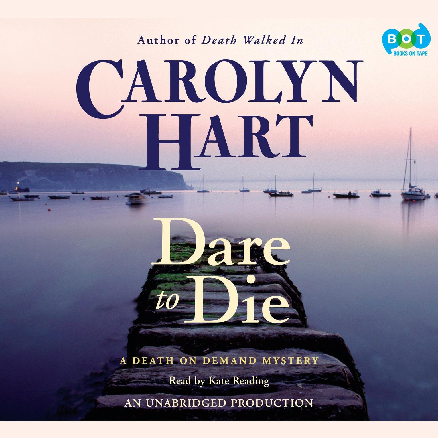 Printable Dare to Die Audiobook Cover Art