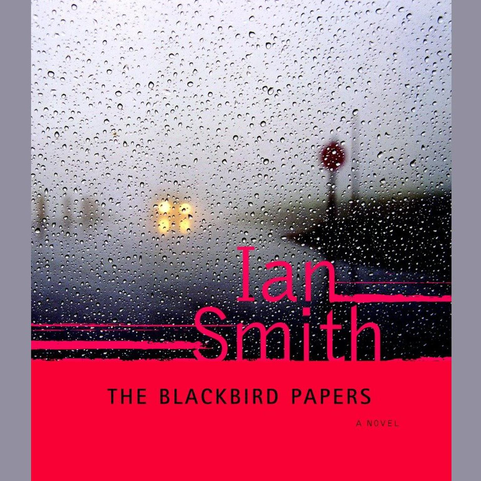 Printable The Blackbird Papers Audiobook Cover Art