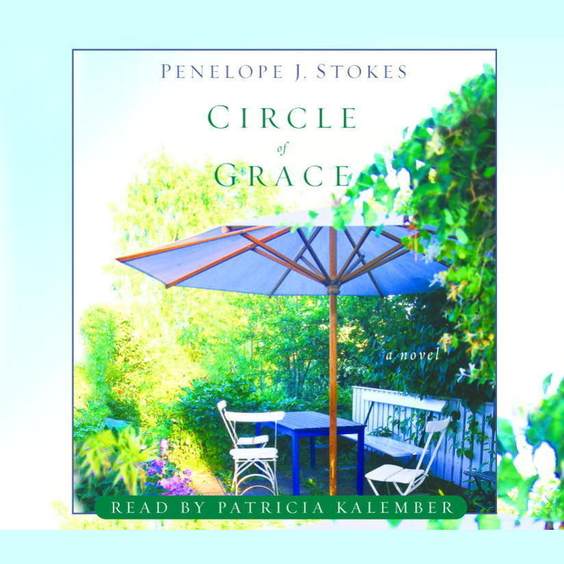 Printable Circle of Grace Audiobook Cover Art