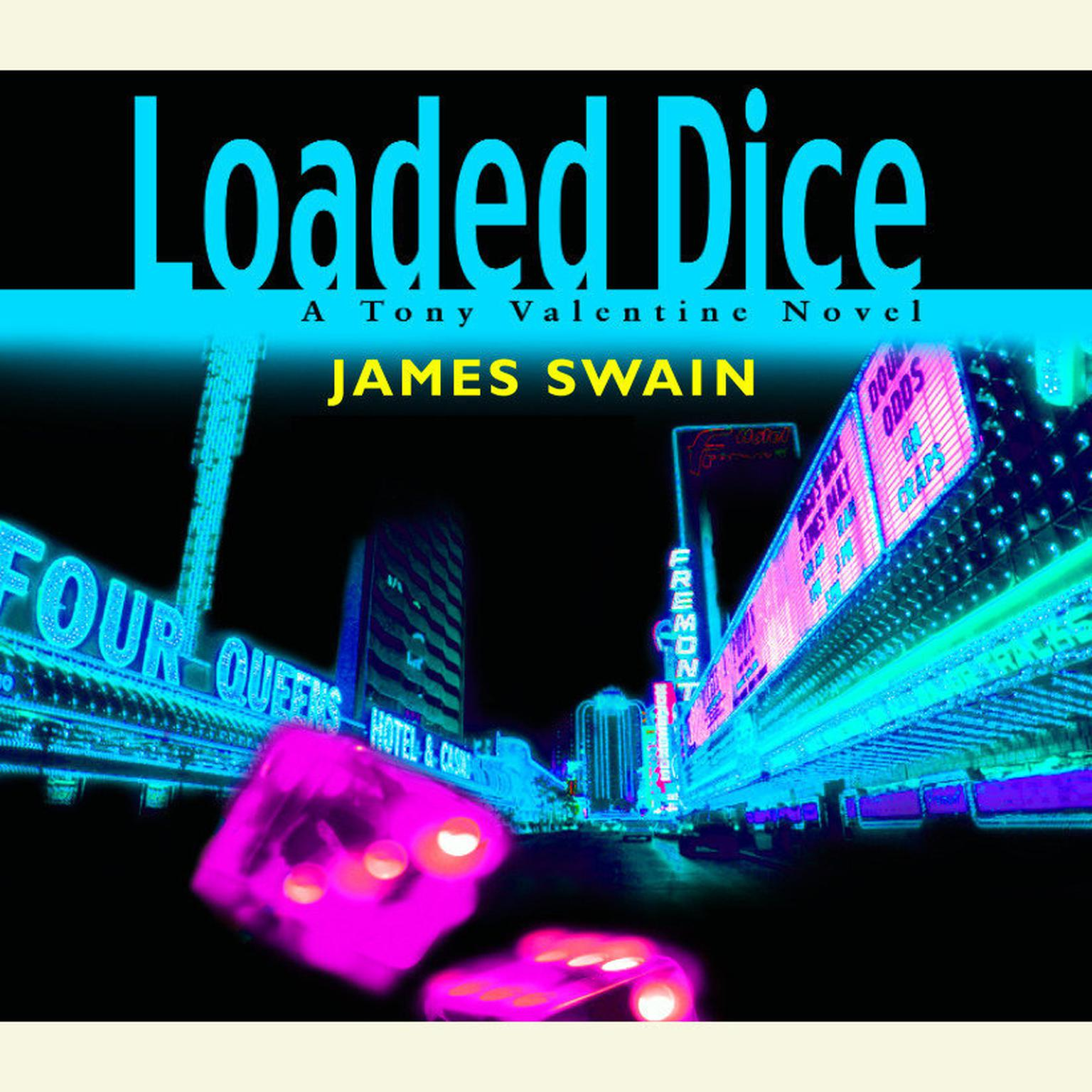 Printable Loaded Dice Audiobook Cover Art
