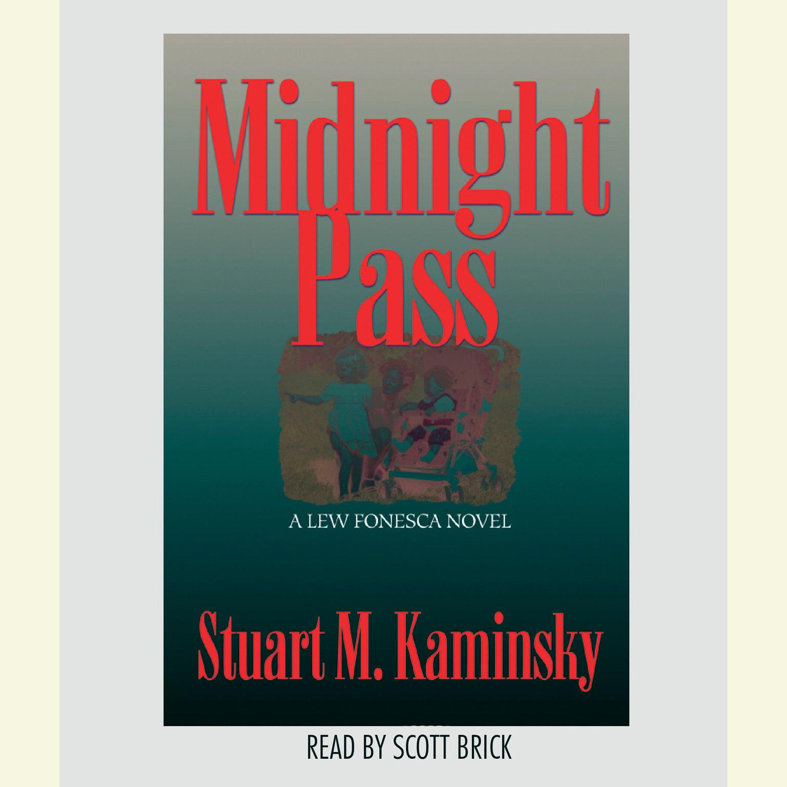 Printable Midnight Pass Audiobook Cover Art