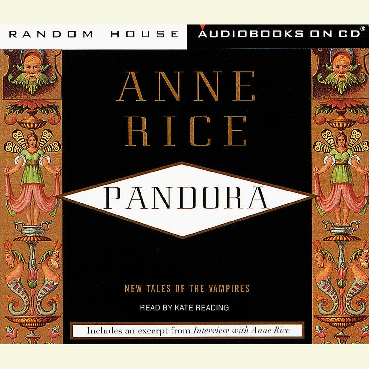 Printable Pandora Audiobook Cover Art