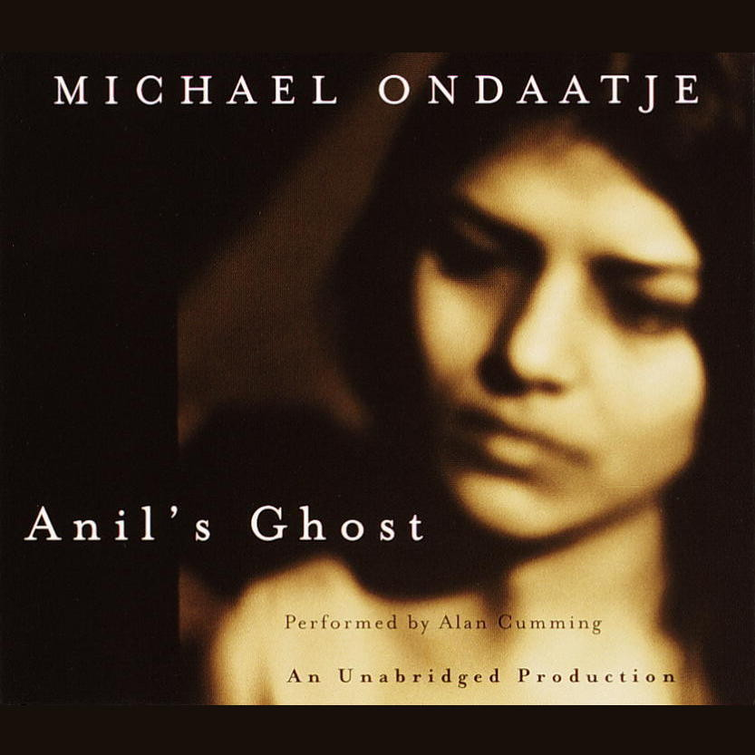 Printable Anil's Ghost: A Novel Audiobook Cover Art