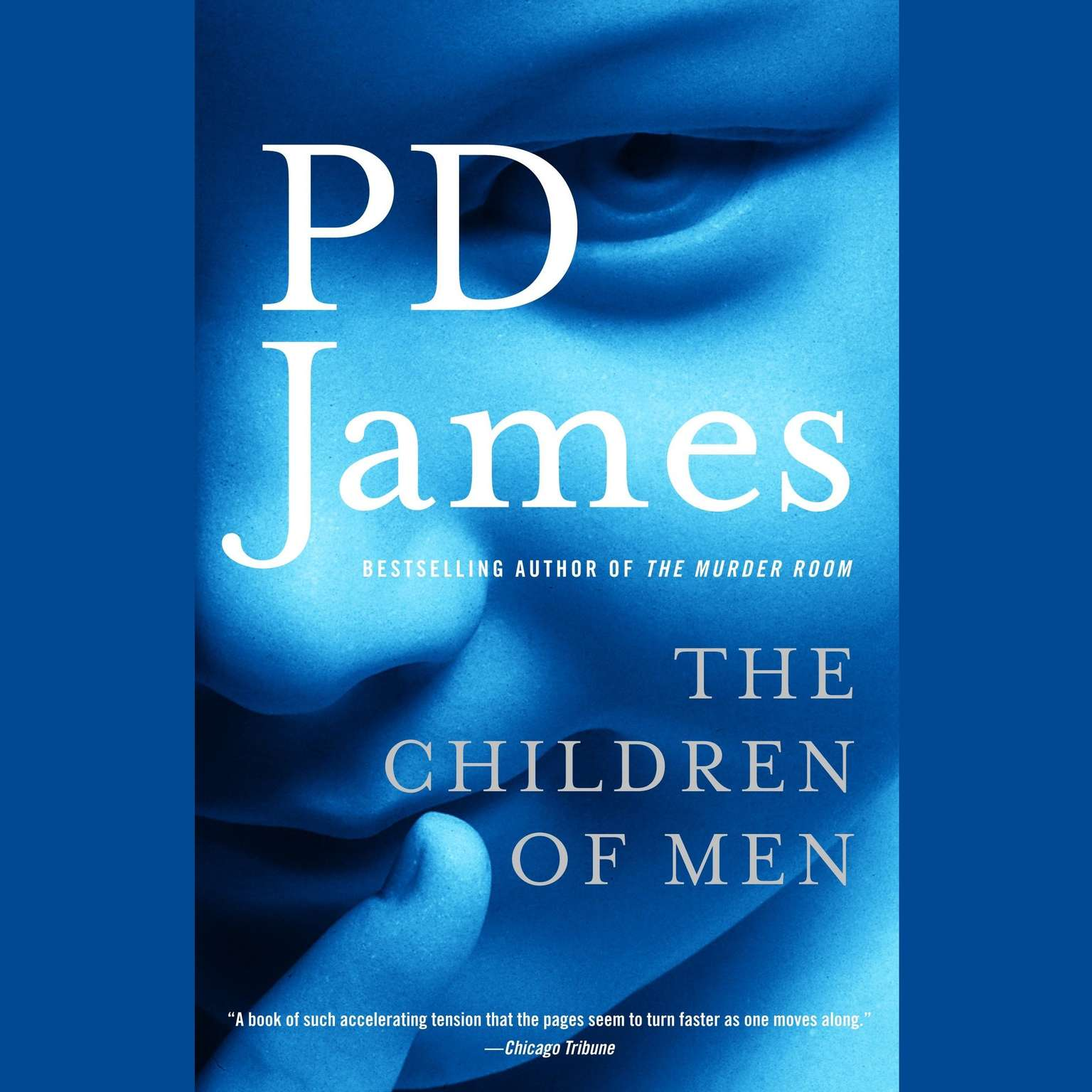 Printable The Children of Men Audiobook Cover Art