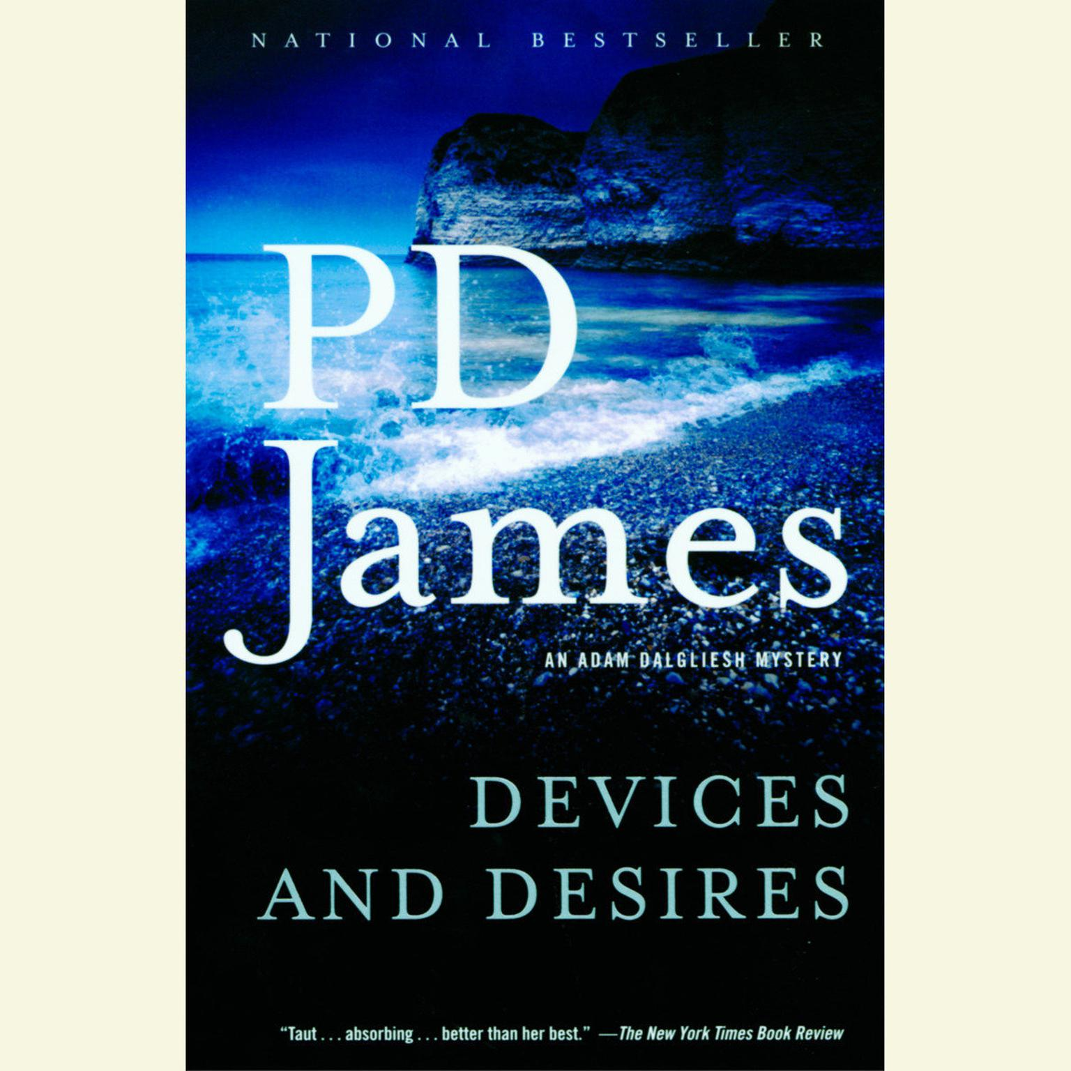 Printable Devices and Desires Audiobook Cover Art