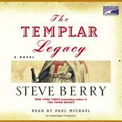 The Templar Legacy: A Novel Audiobook, by Steve Berry