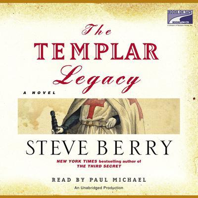 The Templar Legacy: A Novel Audiobook, by