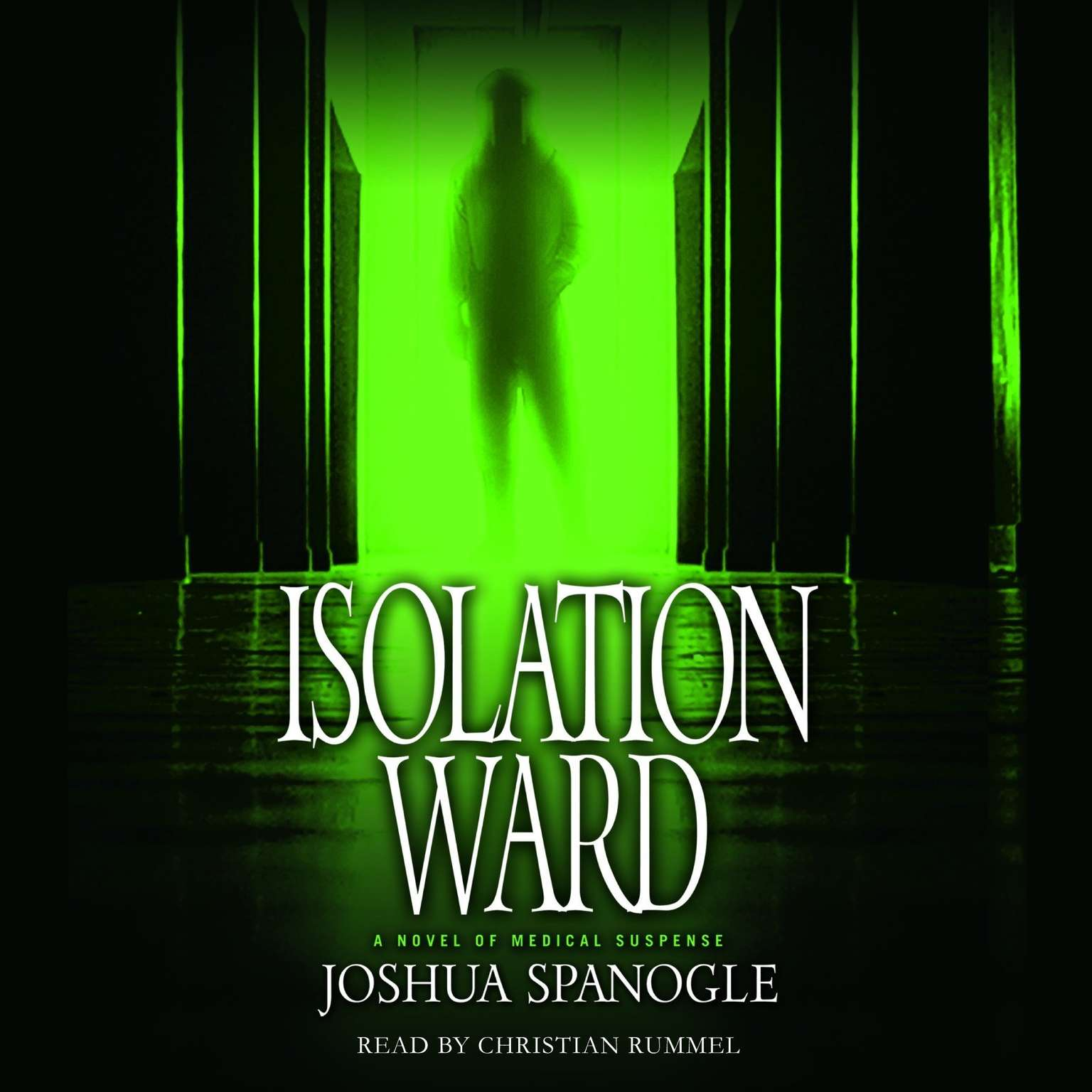 Printable Isolation Ward Audiobook Cover Art