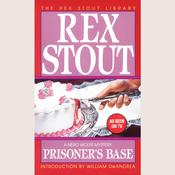 Prisoner's Base Audiobook, by Rex Stout