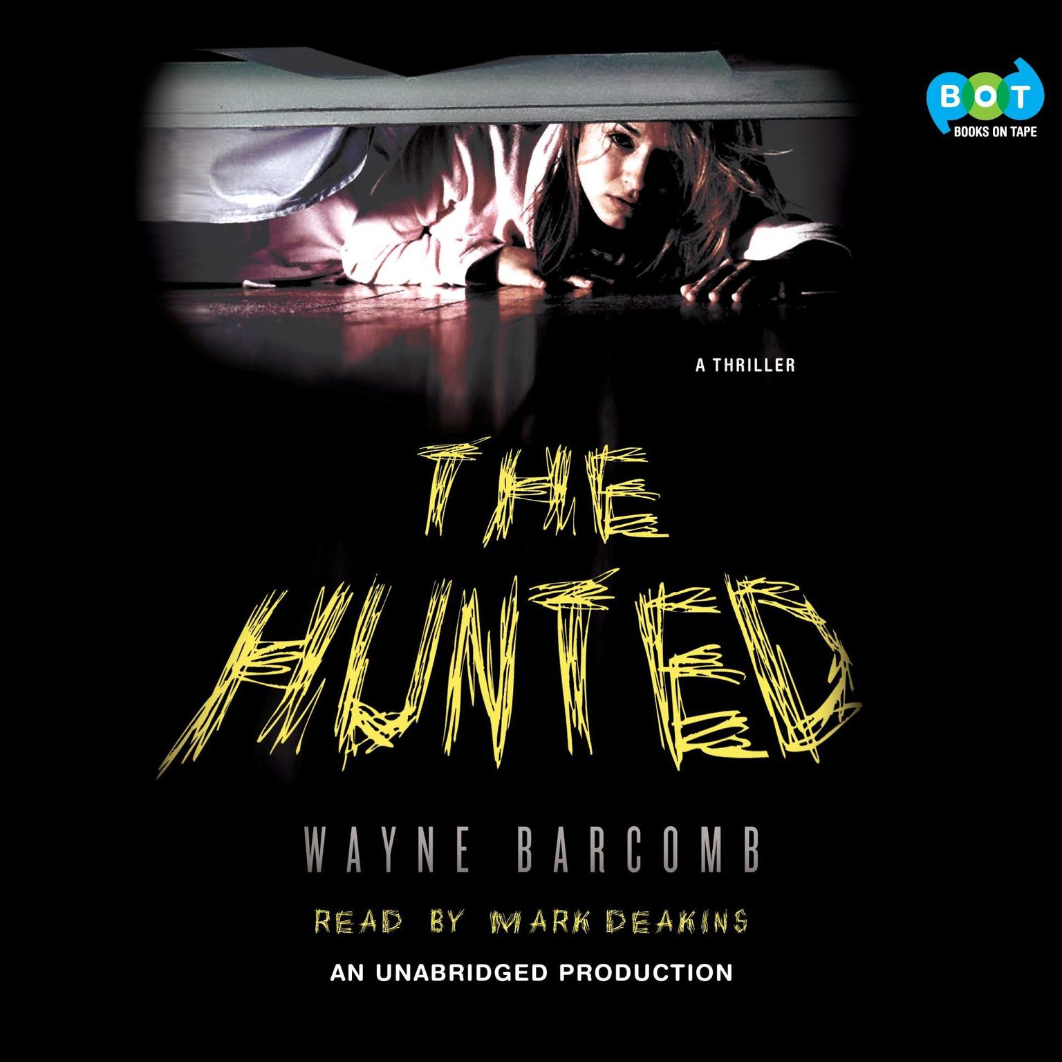 Printable The Hunted Audiobook Cover Art