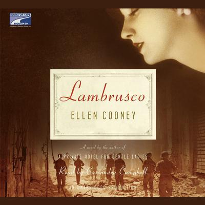 Lambrusco Audiobook, by Ellen Cooney