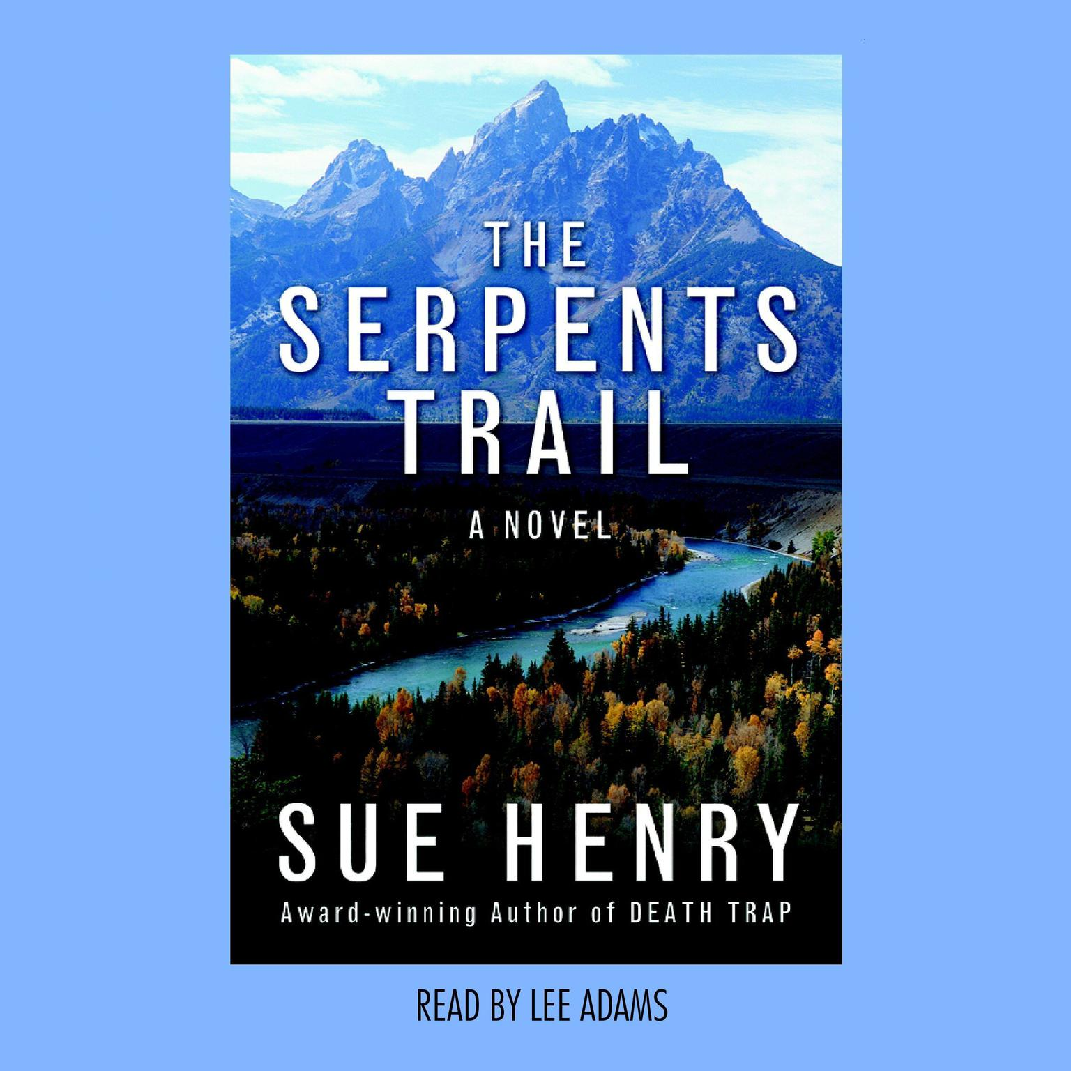 Printable The Serpents Trail: A Maxie and Stretch Mystery Series Audiobook Cover Art