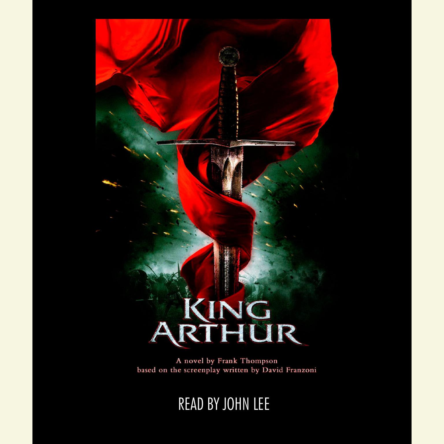 Printable King Arthur Audiobook Cover Art