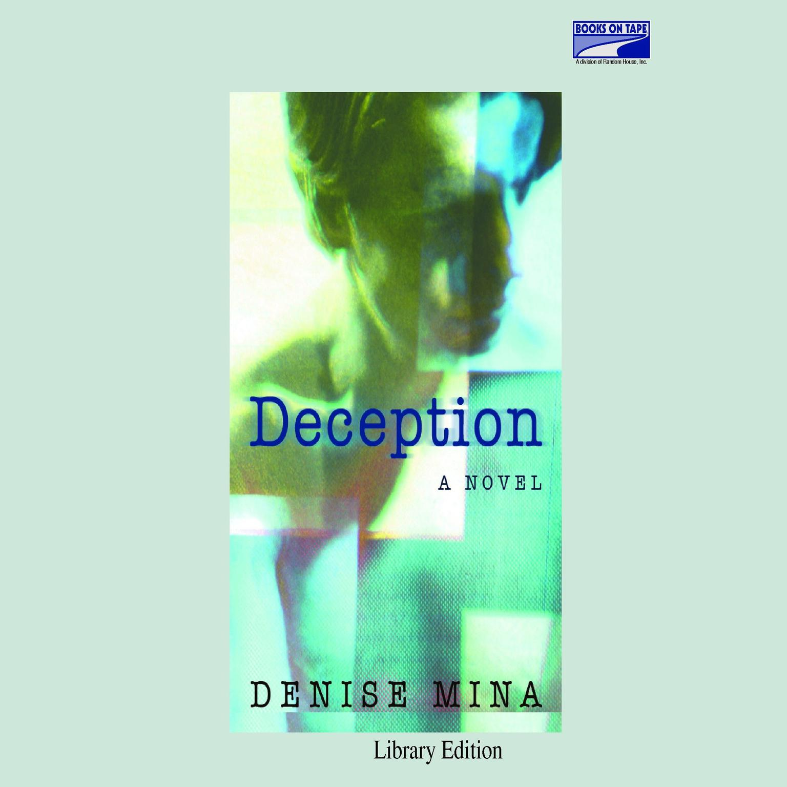 Printable Deception: A Novel Audiobook Cover Art