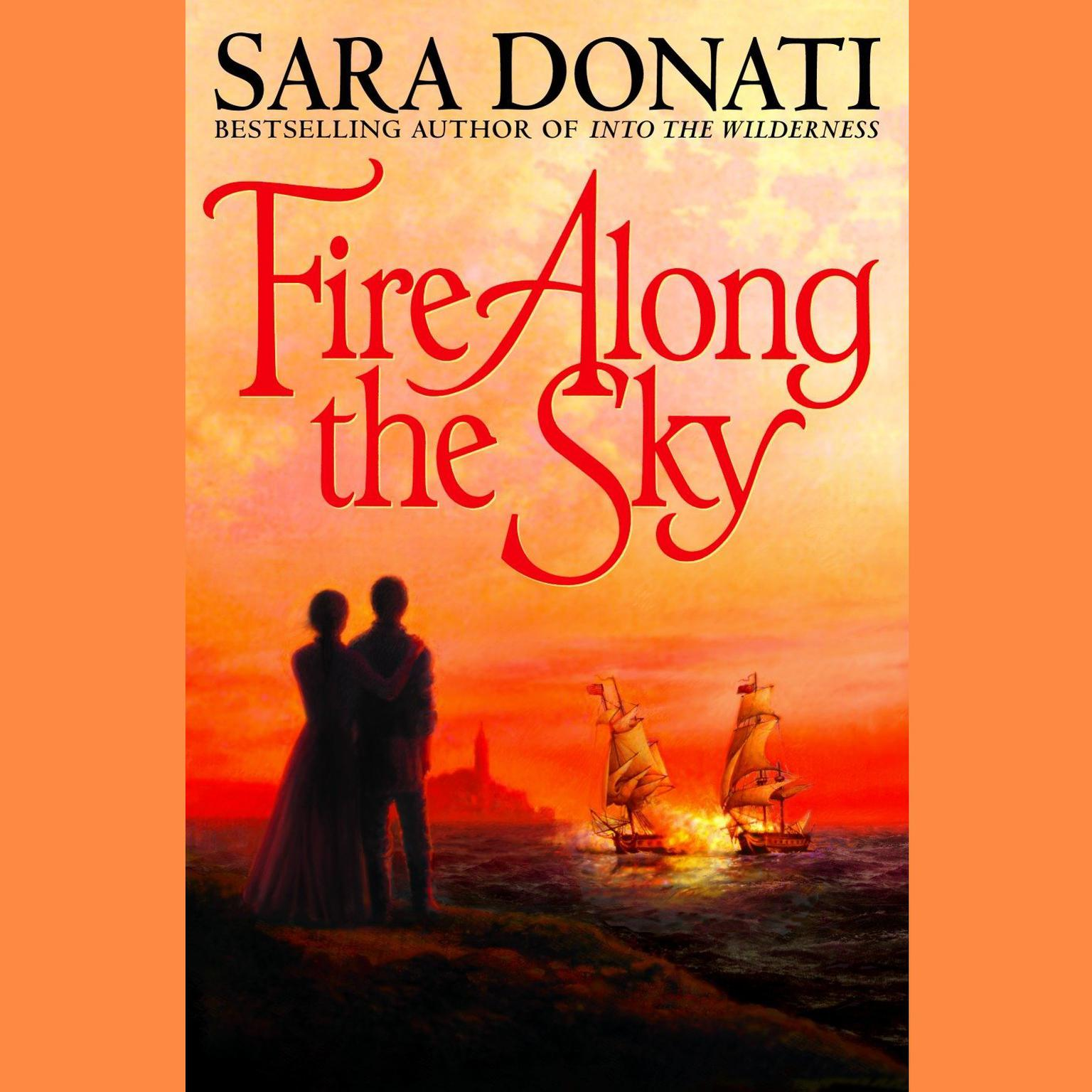 Printable Fire Along the Sky Audiobook Cover Art