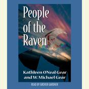People of the Raven Audiobook, by Kathleen O'Neal Gear, William Gear