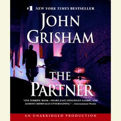 The Partner: A Novel Audiobook, by John Grisham