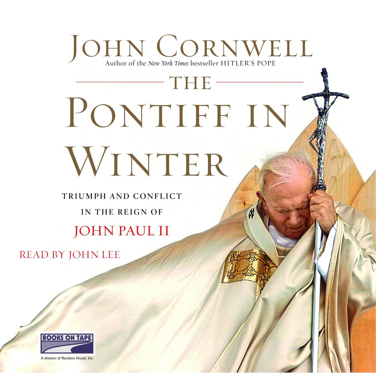 Printable The Pontiff in Winter: Triumph and Conflict in the Reign of John Paul II Audiobook Cover Art