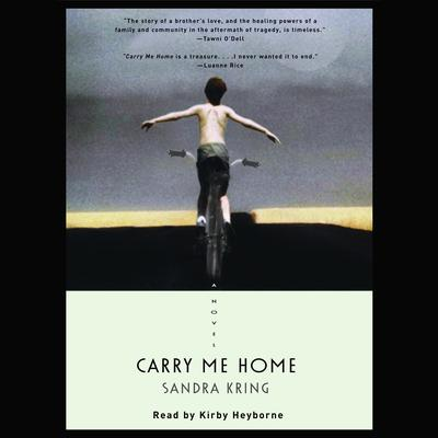 Carry Me Home: A Novel Audiobook, by Sandra Kring