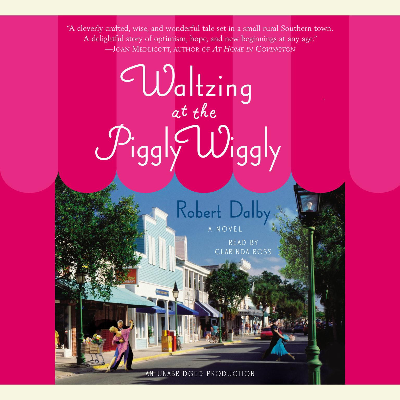 Printable Waltzing at the Piggly Wiggly Audiobook Cover Art