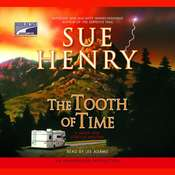The Tooth of Time: A Maxie and Stretch Mystery Audiobook, by Sue Henry