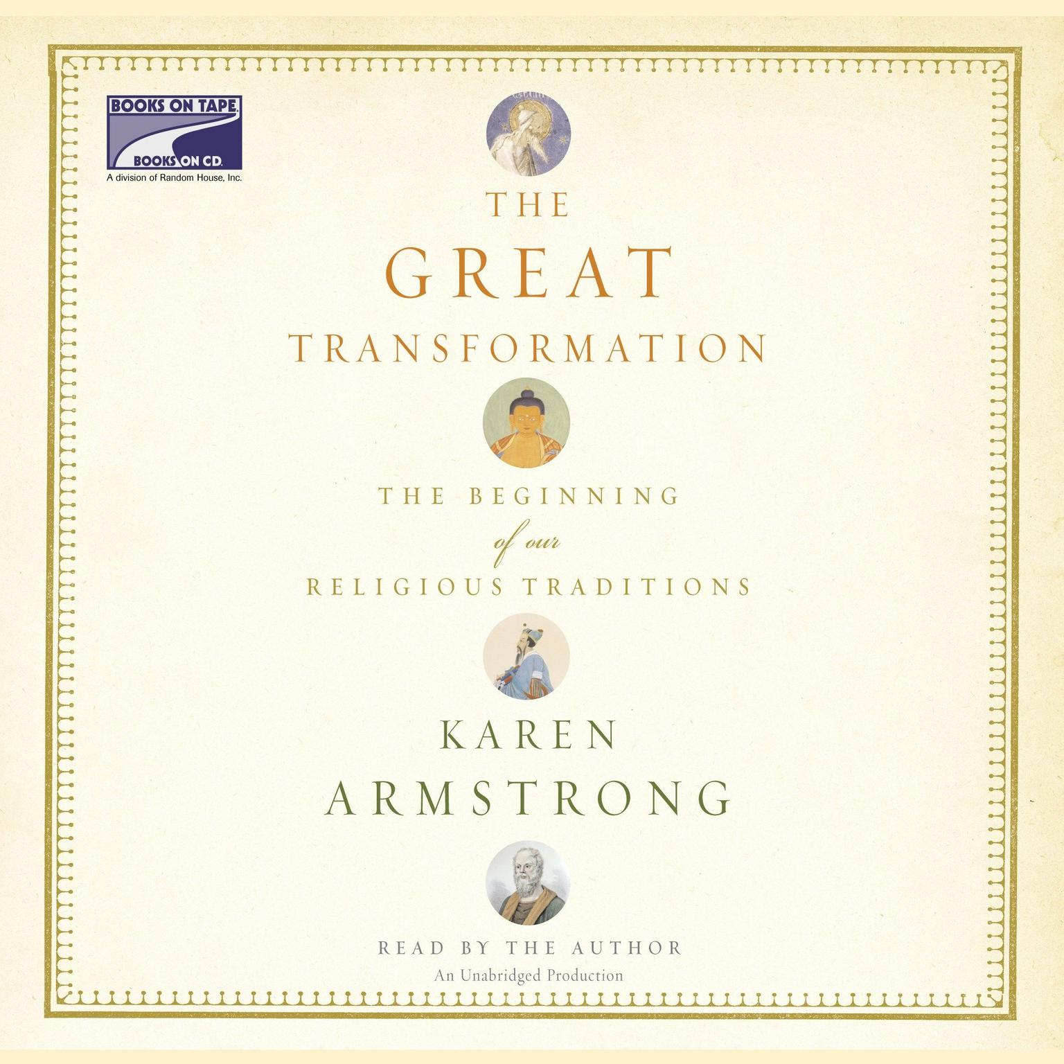 Printable The Great Transformation: The Beginning of Our Religious Traditions Audiobook Cover Art