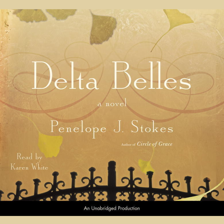 Printable Delta Belles Audiobook Cover Art