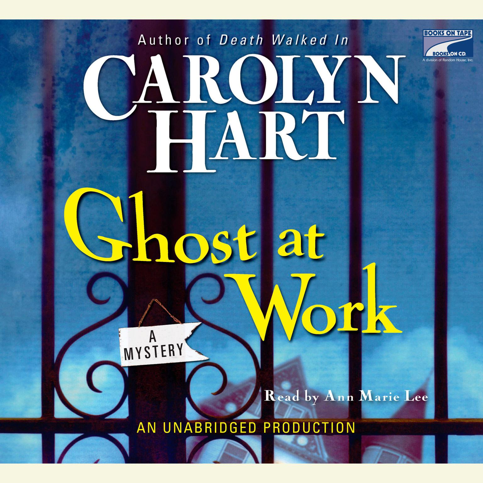 Printable Ghost At Work Audiobook Cover Art