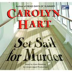 Set Sail for Murder Audiobook, by Carolyn Hart