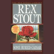 Some Buried Caesar, by Rex Stout